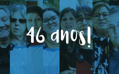46 Anos de Vida do CPBESA
